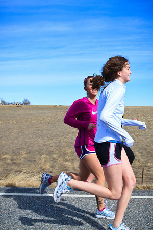 RMC Half Marathon (3.20.11)