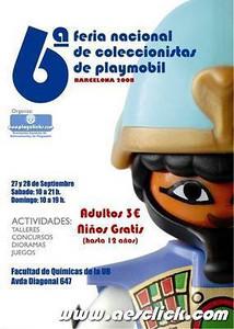 6º Feria Nacional de Coleccionistas de Playmobil