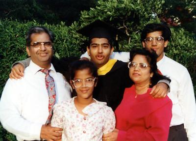 Rajeev UPENN Graduation