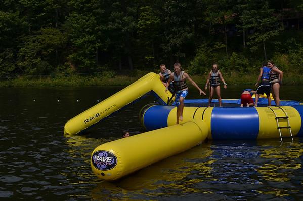Monday Brave Pathfinder Lake Time