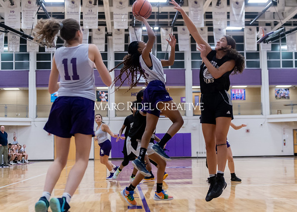 Broughton girls basketball vs Wake Forest. November 14, 2019. D4S_9919