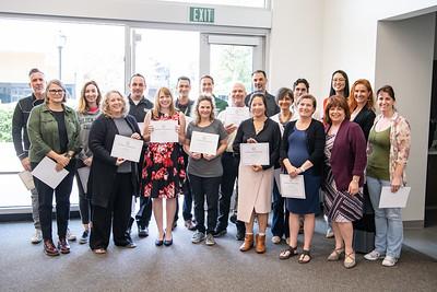 Academic Senate Awards Luncheon