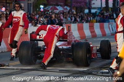 2006 Long Beach grand Prix Thursday