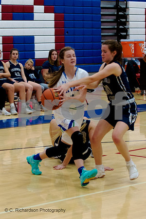Lady Titans Winter Hoops Classic 12-27-18