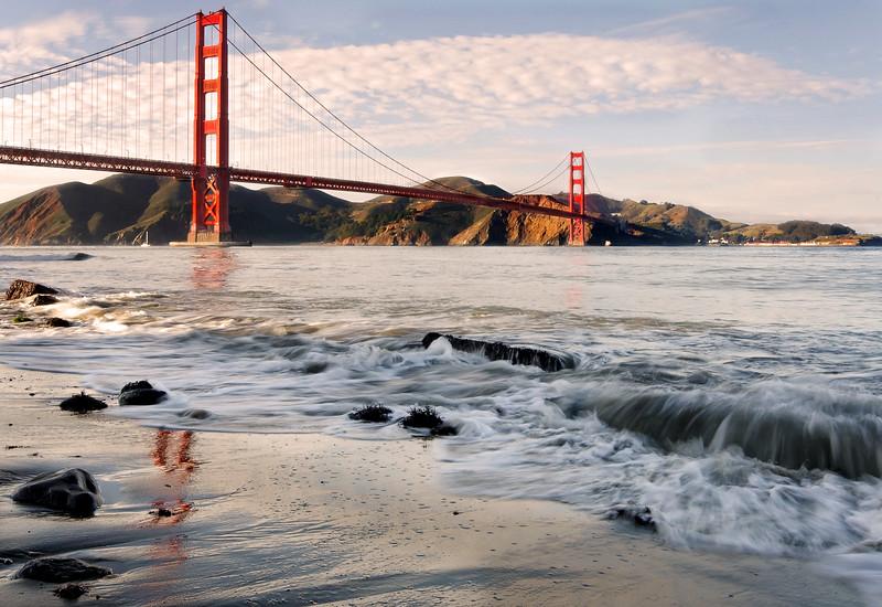 Golden Gate Waves