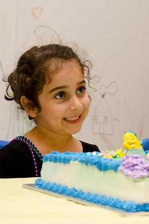 Viana's Birthday, Dec. 2012