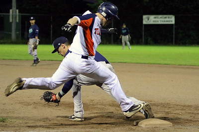 Domstad Dodgers thuis 24 mei
