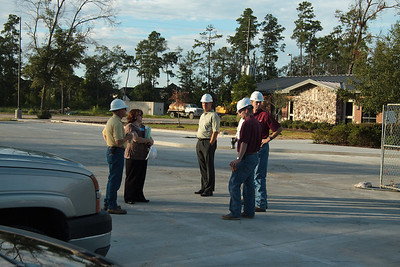 August Construction Photos