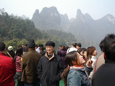 Guilin and the Li River