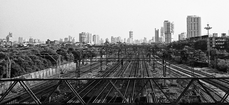 Mumbai Railtracks
