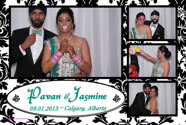 Jasmine & Pavan Wedding