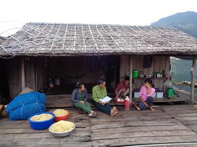 Warecod fisheries project in Vietnam