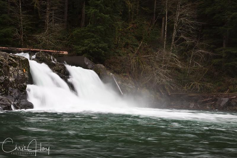 Salmon Falls, Marion County Oregon