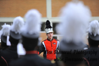 2011-2012 WPHS Marching Band