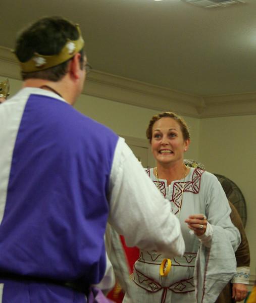 Onora's ceremony