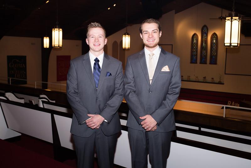 Caleb & Steph Davis