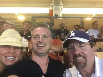 Me with Misty & Patrick Fraiser