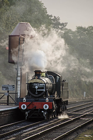 Severn Valley Railway - Monday 2nd October 2017