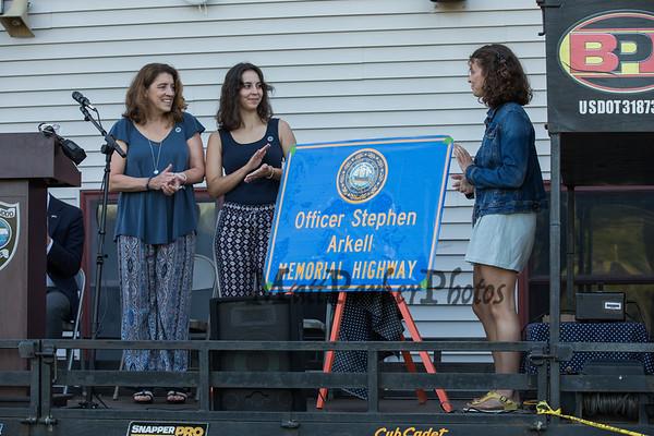 2021-7-10 Stephen Arkell Route 125 Dedication