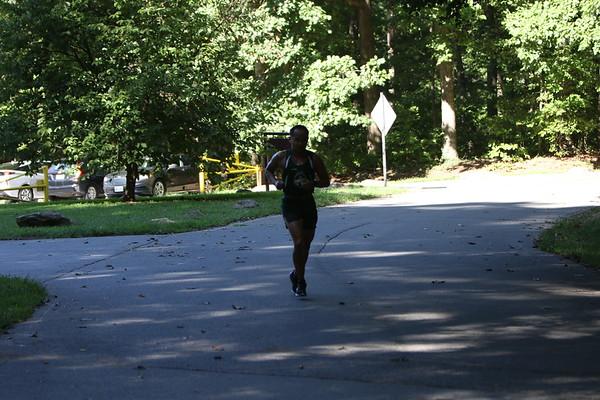 Long Run #17 - Lake Needwood to Dewey to Matthew Henson