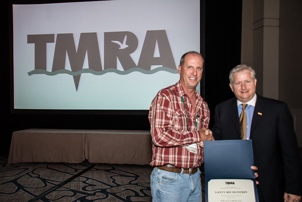 2016 TMRA Safety Awards