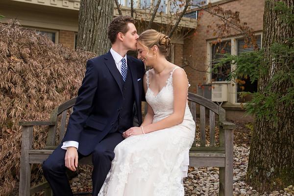 Allie & Whitney's Wilmington Farmhouse Wedding