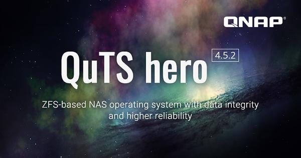 QuTS hero h4.5.2