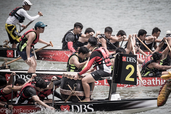Singapore Dragon Boat Festival 2016 Day (Part 1)
