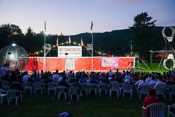 8/4/21 Day 18 Torah Mates Circus!!