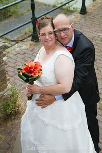 Huwelijk Jurrie & Ellen