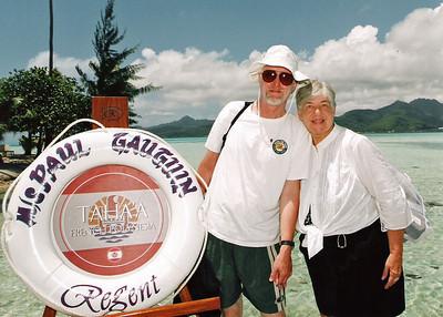Tahiti Cruise 2008