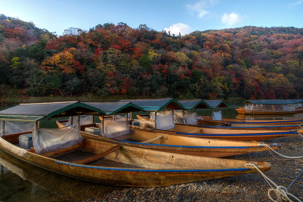 Arashiyama Riverside