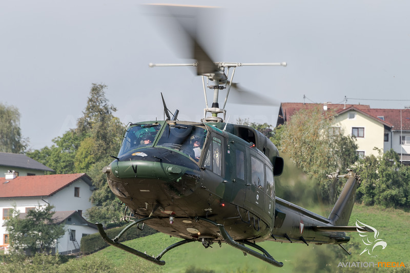 Austrian Air Force / Agusta Bell AB-212 / 5D-HV