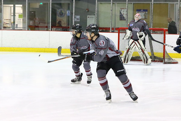 Ontario Avalanche vs.Valencia Flyers 02/17/17