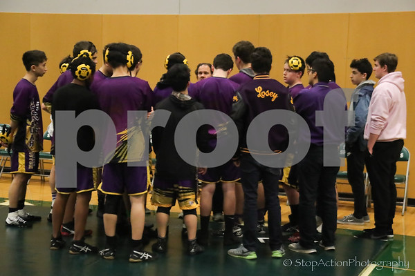 2017-12-02 Issaquah JV Wrestling at Clash of the Classes