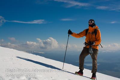 High Profile Adventure Camp Colorado