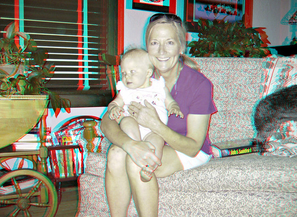 La Crosse - 3D Anaglyph (Glasses Required!)