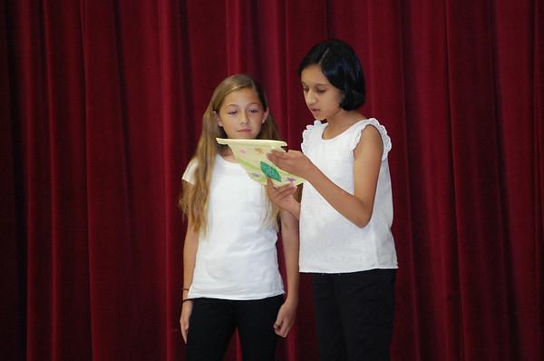 05-14-2014 Shakespeare night at Sommer Elementary