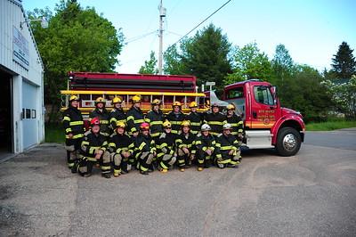 Skandia West Branch Fire Dept. II