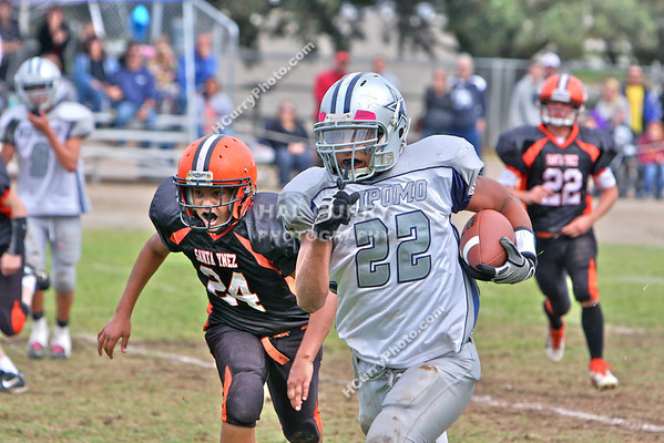 Cowboys vs. Santa Ynez Pirates Playoff