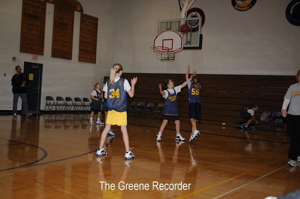 Basketball Girls Scrimmage League