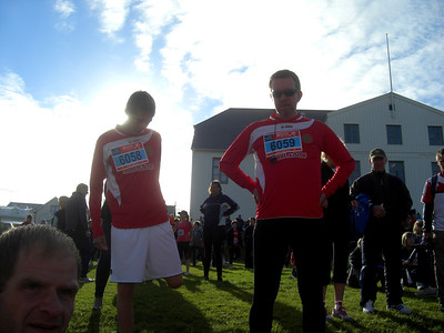 Rvk Maraþon 20. ágúst 2011