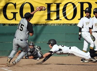 Alameda High beats Hayward High 19-2