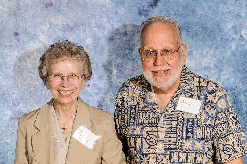Mary Gale and Bob Case