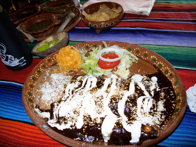Enchilada Mole