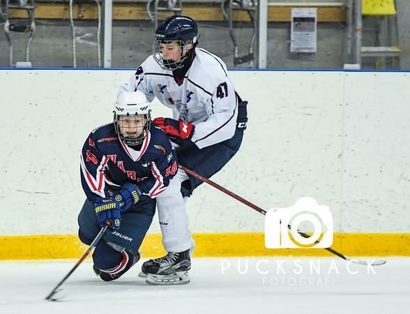 Göteborg Ishockey Cup 2019-01-02: Värmdö Hockey - Linköping HC