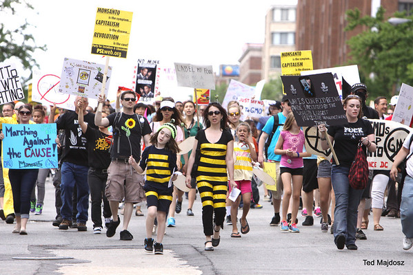 March Against Monsanto May 24, 2014