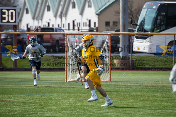 M Lax vs Siena 4/15/16