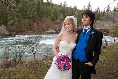 Frazier / Wibisono Wedding