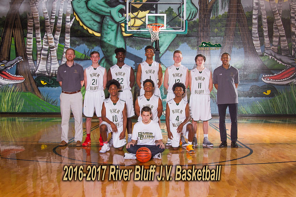 2016-2017 JV Boys Basketball